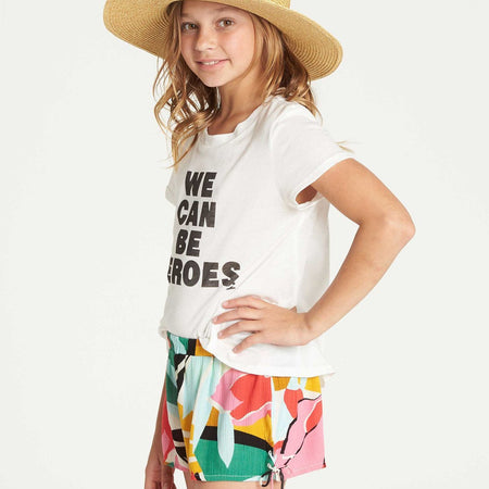 Billabong Kids Criss Cross Promise Shorts