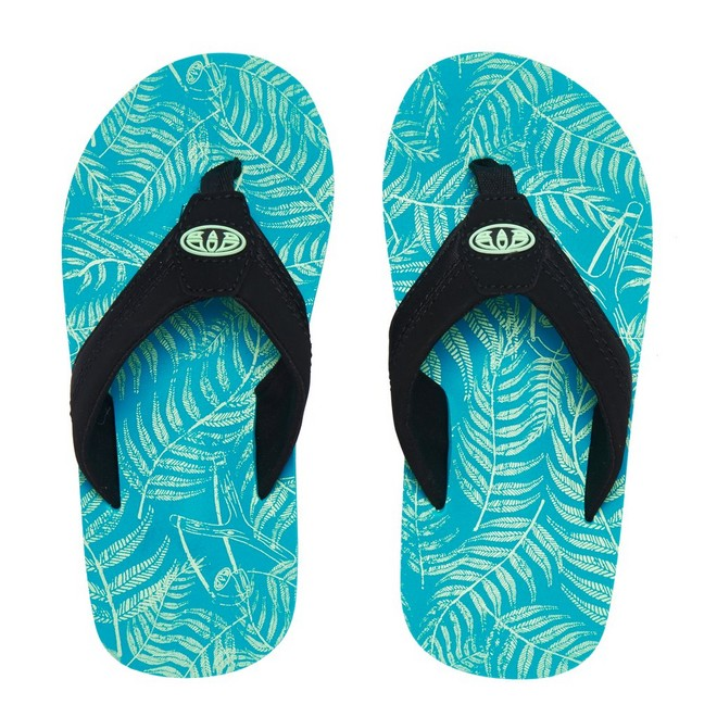 Animal Boys' Jekyl Slim Flip Flops