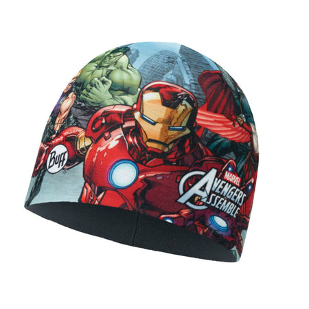 Buff Microfiber & Polar Hat Junior Superheroes