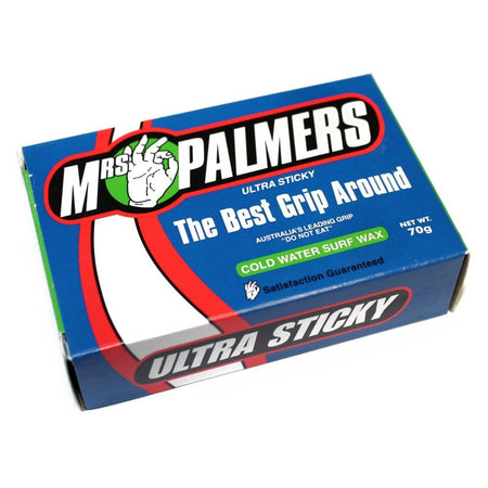 Mrs Palmers Cold Water Surf Wax