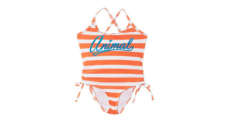 Animal Girls Parkie Swimsuit