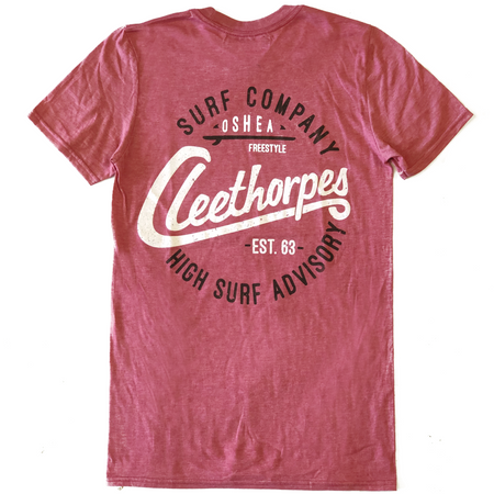 "Cleethorpes ""HIGH SURF"" T-Shirt"
