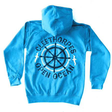 Cleethorpes Thunderblue Kids Hoody