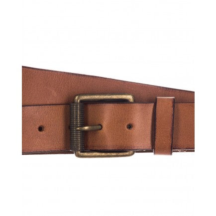 Animal Leather Belt