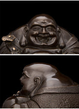 GOOD LUCK Laughing Buddha