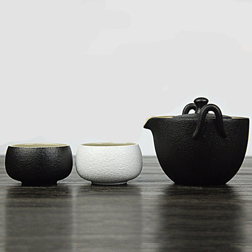 FUJIAN Antique Zen Tea Set