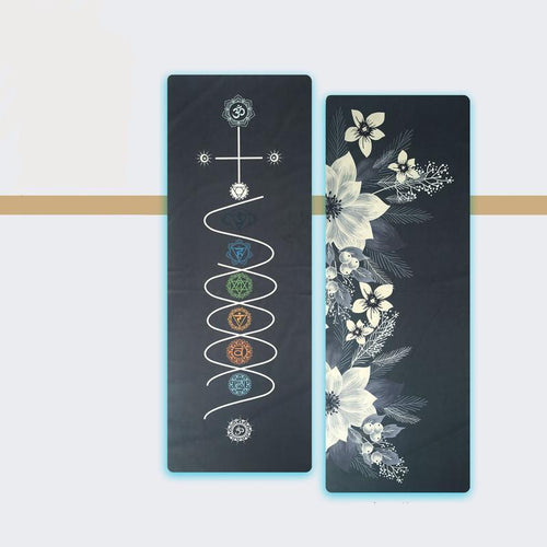 CHAKRAS Yoga Towel