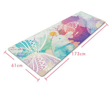 NEPAL SERIES yoga mat (several designs)