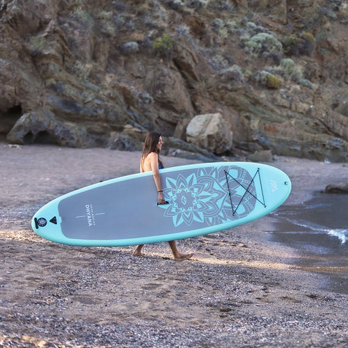 AQUA MARINA DHYANA SUP stand up paddle yoga surfboard