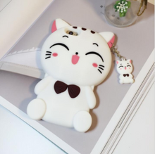 Kawaii Neko Cat iPhone Case