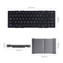 Smart Foldable Wireless Keyboard