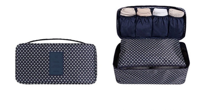Travel Lingerie Organizer