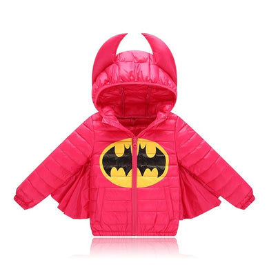 Kids Batman Winter Jacket