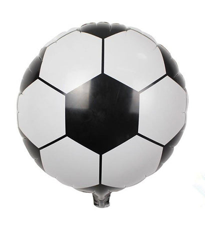 18'' Soccer Ball Foil Balloon