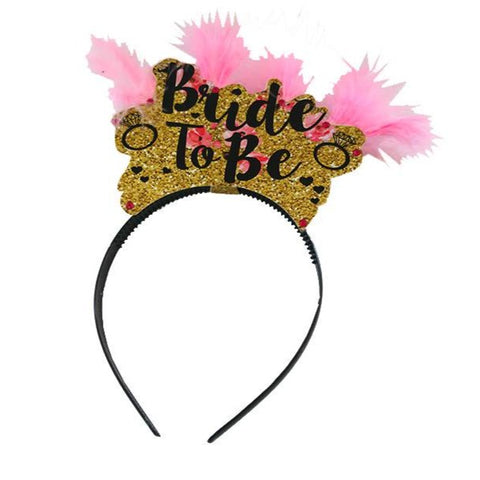 "Special Tiara   ""bride to be"""