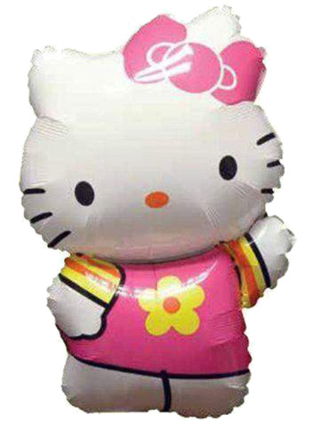 "25"" Hello Kitty summer Foil Balloon STREET"