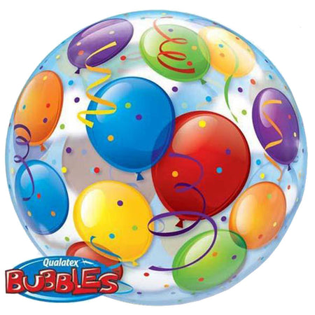 22'' Balloons single Bubble balloon