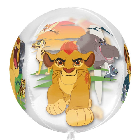 18'' Lion Guard ORBZ Foil Balloon