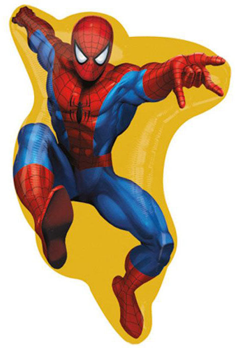 "26"" Spiderman Foil balloon STREET"