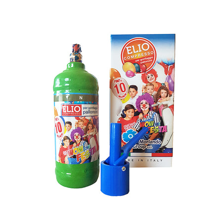 Helium Disposable Cylinder for 10 Balloons