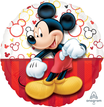 "17"" Mickey Mouse Portrait Foil μπαλόνι"