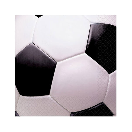 Napkins Soccer ball (16 pcs)