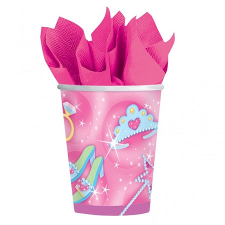 Cups Princess (8 pcs)