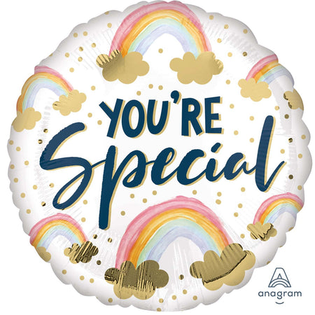 "18"" You're Special Rainbows Foil μπαλόνι"