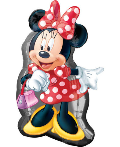 "32"" Minnie Mouse Disney Foil Balloon"