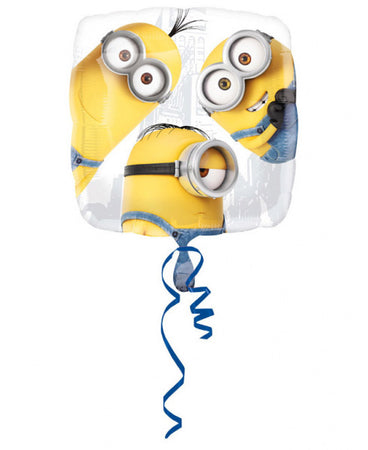 18'' Minions square Foil Balloon