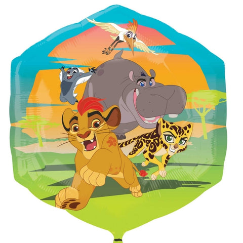 "23"" Lion Guard Kion & Friends Foil Balloon"