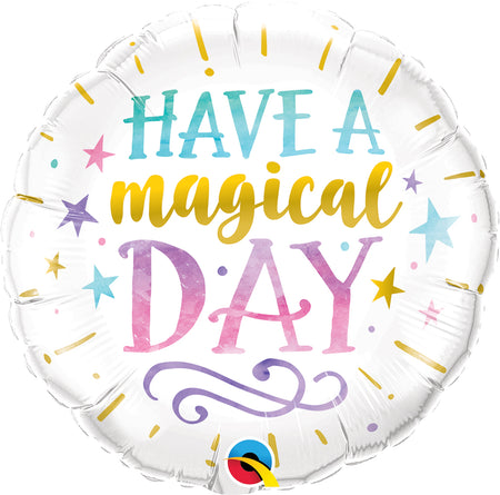 "18"" ""Have a Magical day"" Foil μπαλόνι"