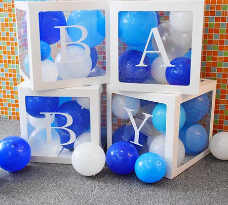 "Box with sticker ""Baby"""