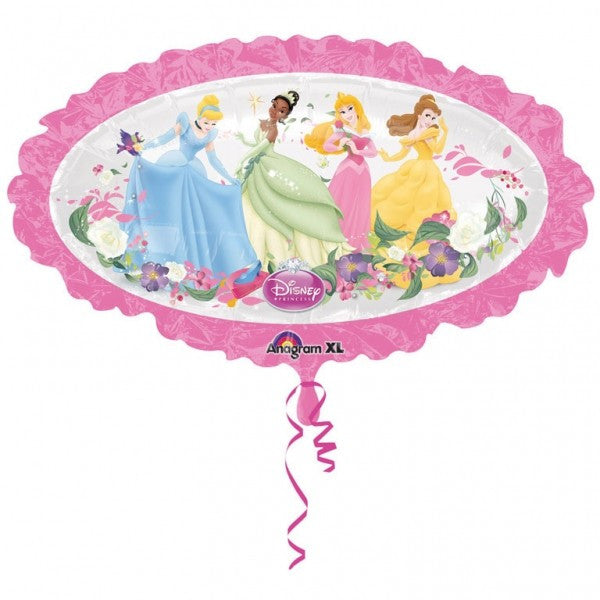 Super Shape Disney Princesses Foil Balloon