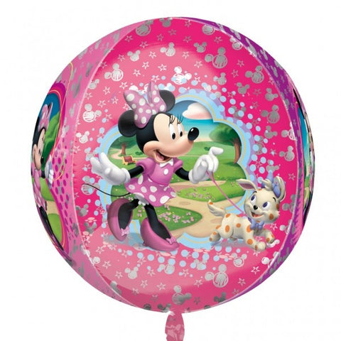 16'' Mickey Mouse with puppy Disney ORBZ Foil Balloon