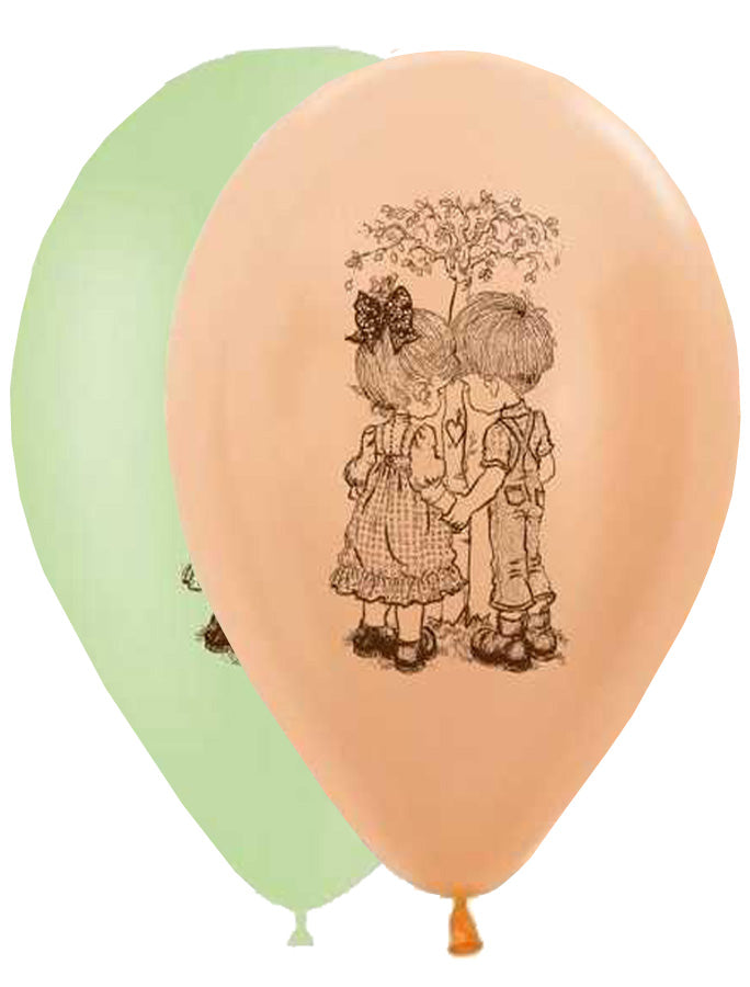 12'' Printed Sarah Kay Latex Balloon (25 pcs)