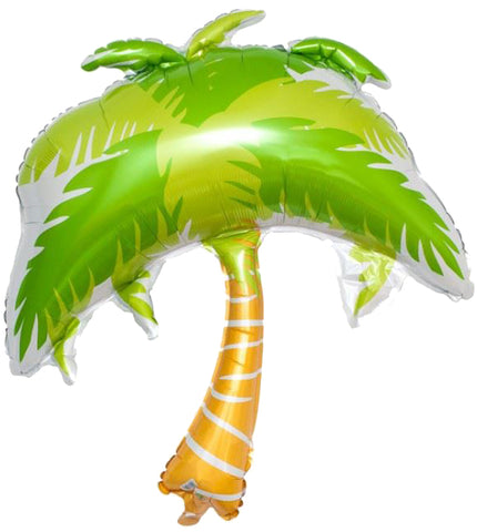 "36"" Coconut Palm Tree Foil Balloon"