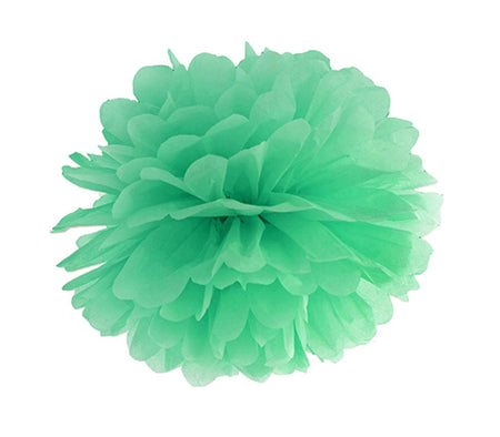 Decorating Mint Pom - Pom Flower