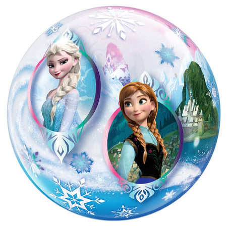 22'' Frozen Disney single Bubble balloon