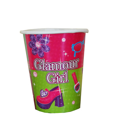 Cups Glamour Girl (8 pcs)