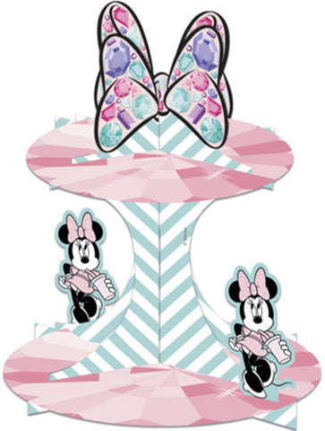 Cupcake Stand Minnie Mouse