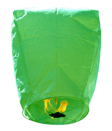 Light Green Sky lantern