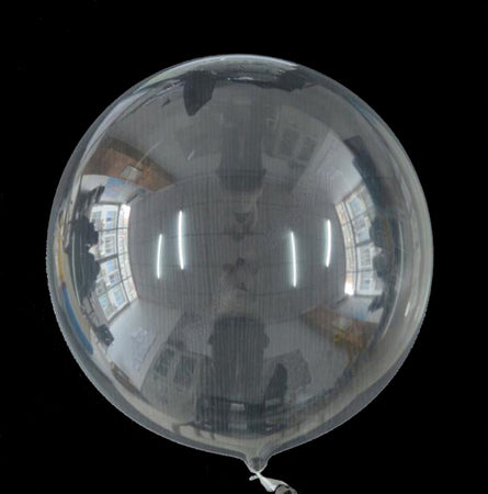 Impressive  Transparent 24''  Bubble balloon
