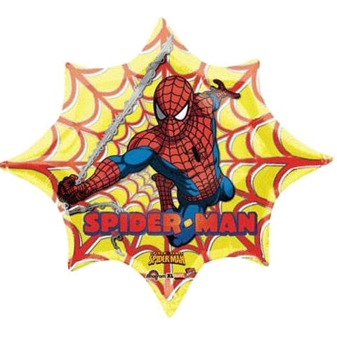 "39"" Spiderman Net Foil balloon"