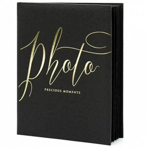 Photo Album Precious Moments black