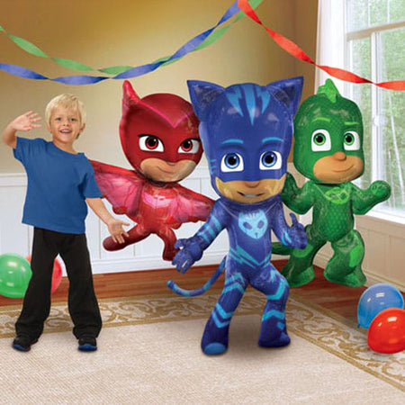 Pj Masks Airwalker Foil Balloon