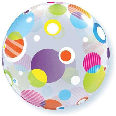 22'' Planets single Bubble balloon