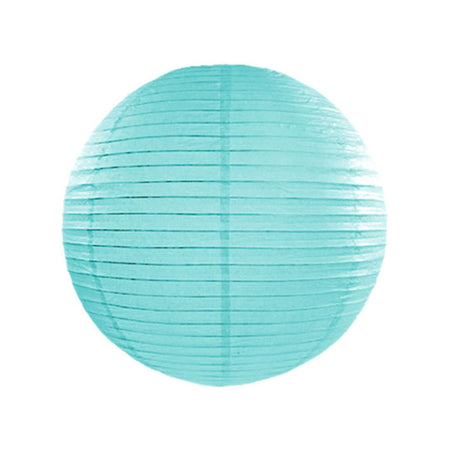 Light blue Paper lantern