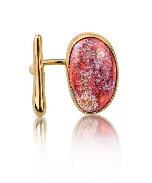 Fluid Ring Coral