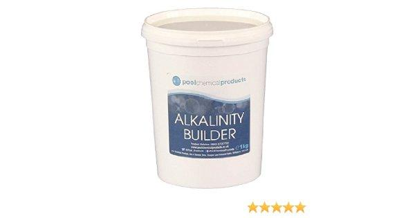 Pool chemical products- Alkalinity Builder
